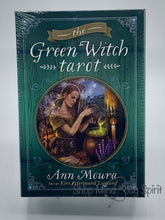 Load image into Gallery viewer, The Green Witch Tarot by Ann Moura