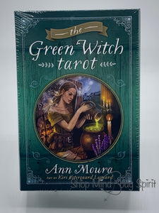 The Green Witch Tarot by Ann Moura