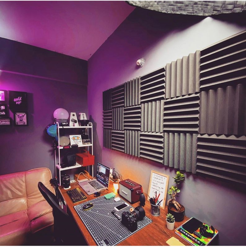 How to soundproof a music studio