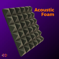 pyramid-acoustic-foam-india