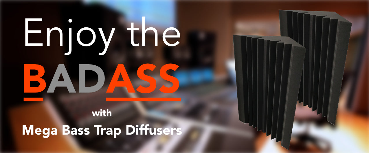 Bass Trap DIffusers