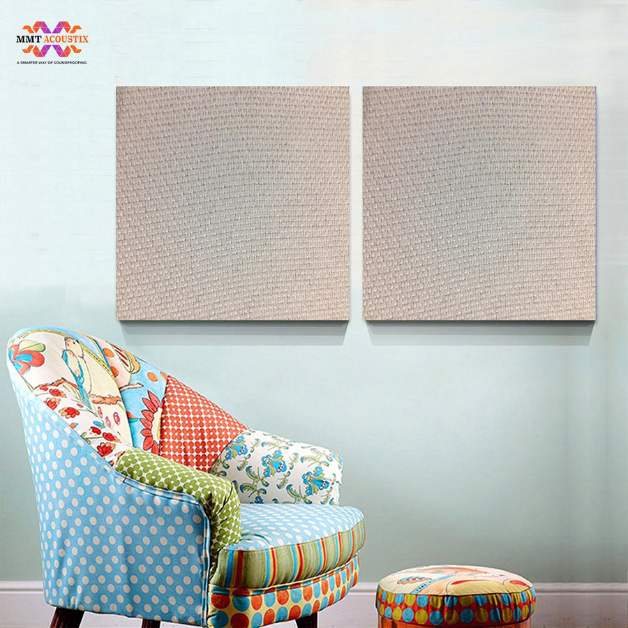 FabAxe Fabric Acoustic Panel 2'x2'x1""
