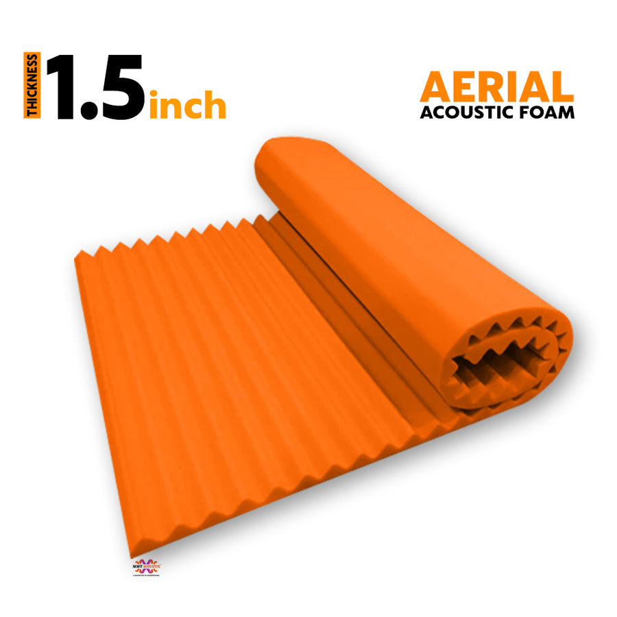 Aerial Acoustic Foam 6x3 ft | Colours Available