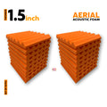 Aerial Acoustic Foam 1x1 Ft | Set Of 18 Pcs | Colours Available