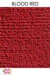 Acoustic Carpet Tiles - Blood Red