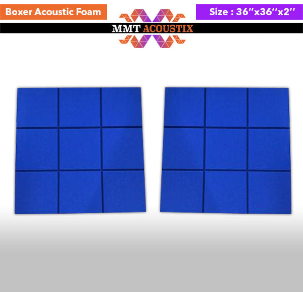 [Highest Quality Acoustic Foam Panels for Soundproofing & Sound Absorbing]-MMT Acoustix
