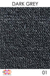 Acoustic Carpet Tiles - Dark Grey