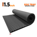 Egg Tray Acoustic Foam 6x3 ft | Colours Available