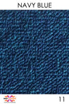 Acoustic Carpet Tiles - Navy Blue