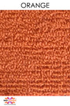 Acoustic Carpet Tiles -Orange