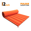 Pulsar Acoustic Foam Panel, MMT Orange, 6x3 Ft