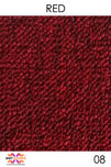 Acoustic Carpet Tiles - Red