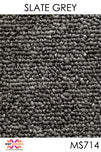 Acoustic Carpet Tiles - Slate Grey