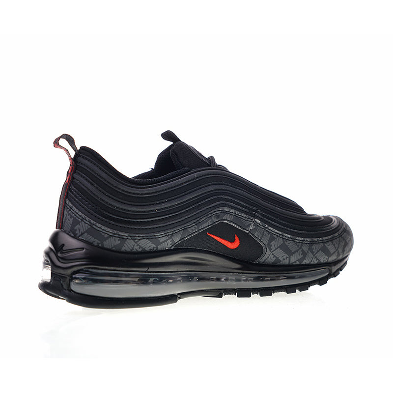 09c387707b ... Load image into Gallery viewer, Nike Air Max 97 Reflective Logo Mens  Running Shoes ...