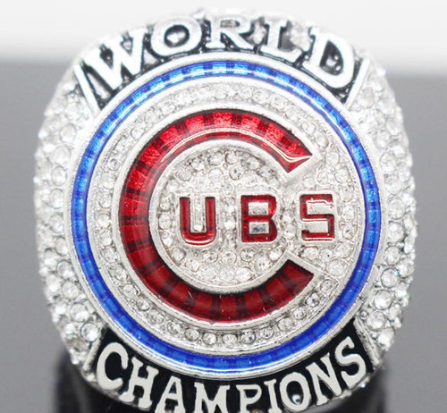 Cubs Replica 2016 World Series Championship Ring