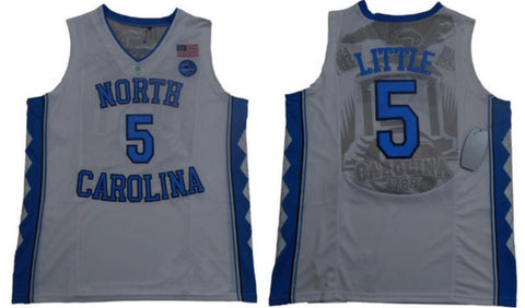 NASSIR LITTLE UNC Tarheels Jersey