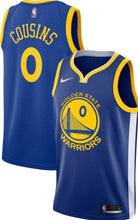 Load image into Gallery viewer, DeMarcus Cousins Golden State Warriors Jersey