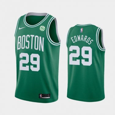CARSEN EDWARDS Boston Celtics Jersey