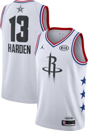 JAMES HARDEN 2019 All Star Game Jersey
