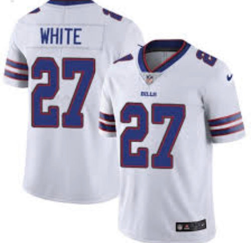 Tredavious White Buffalo Bills Jersey