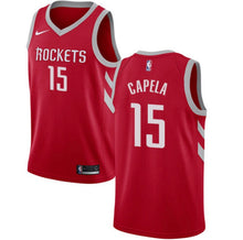 Load image into Gallery viewer, Clint Capela Houston Rockets Jersey