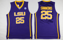 Load image into Gallery viewer, Ben Simmons LSU Jersey