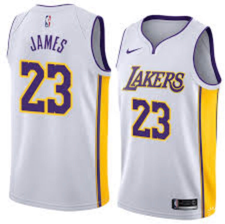 19c75e068 LeBron James Los Angeles Lakers Jersey – JerseyNucleus