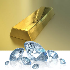 Gold Versus Diamond Investment