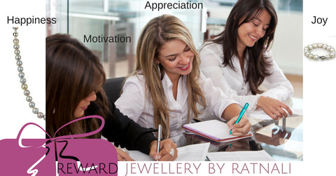 Incentive and reward jewellery by ratnali