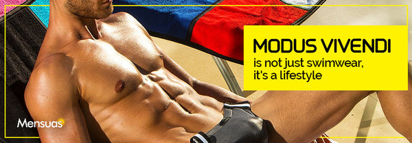 Modus Vivendi is not just Swimwear, it's a lifestyle