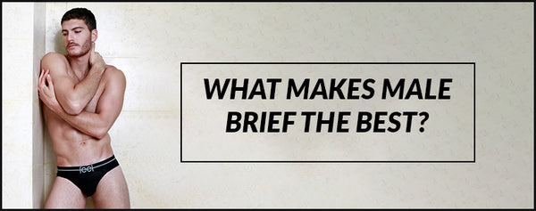 What makes Male Brief the best?