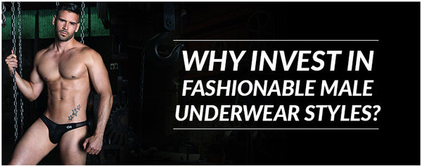 Why invest in fashionable Male Underwear Styles?
