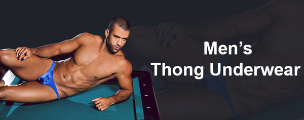 Men's Thong Underwear Types