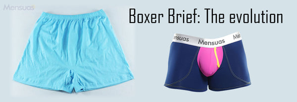 Boxer Brief: The evolution