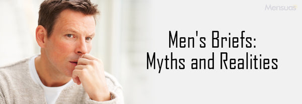 5 Myths about Men's Brief that needs to be Debunked