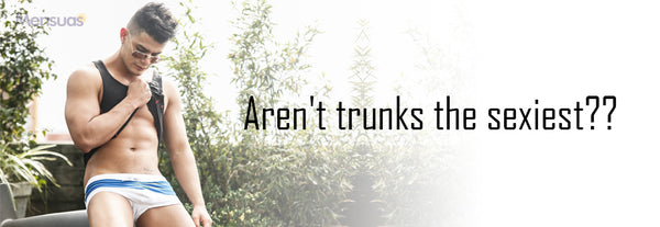 What's all the hype about trunk underwear?