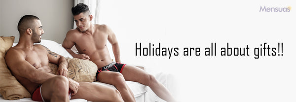 Why are boxer briefs the perfect holiday gift?