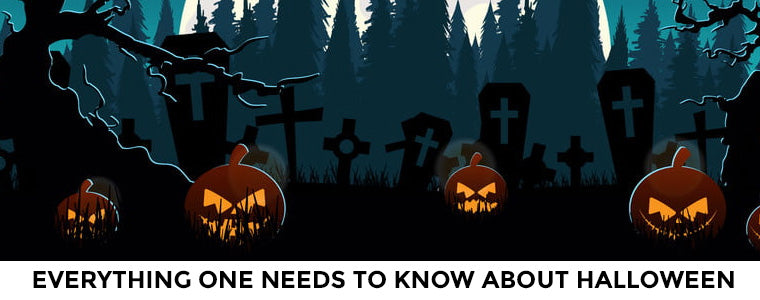 Everything one needs to know about Halloween