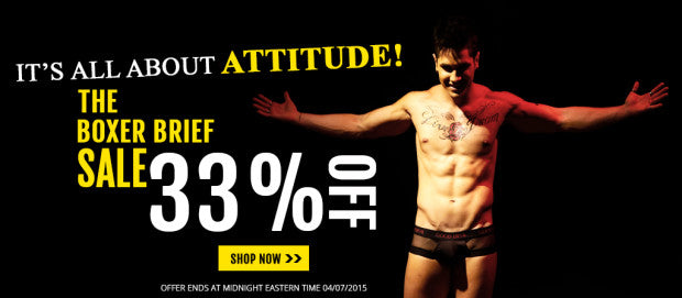 Boxer-Brief Sale - Mensuas