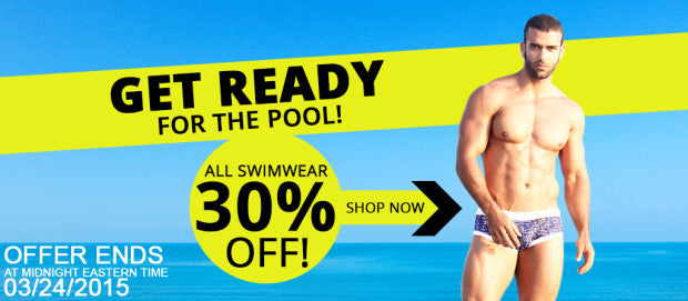Swimwear Sale - Mensuas