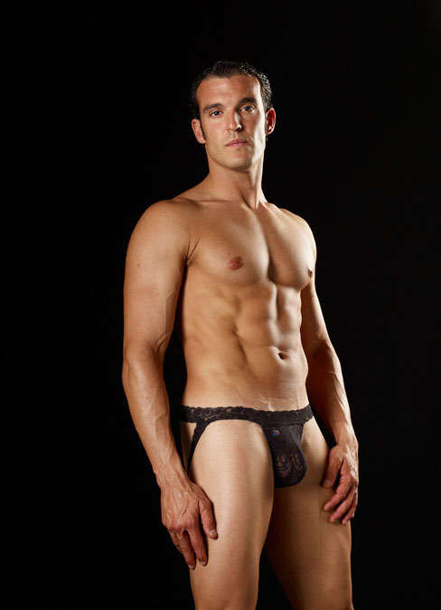 Joe Snyder Lace Jockstrap | Men's Underwear | Mensuas