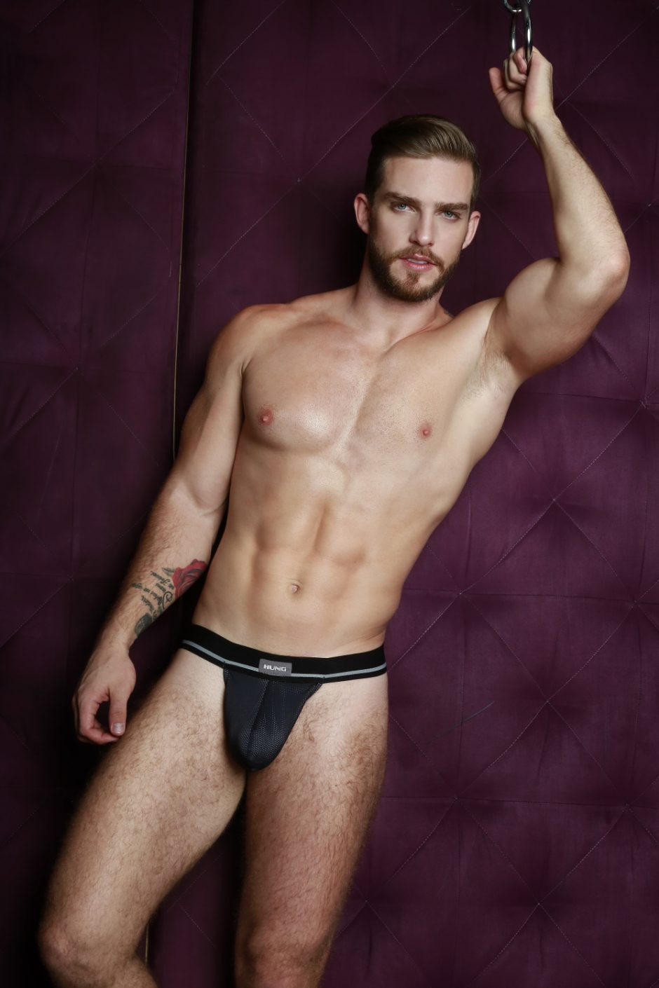 Hung Mens G-string