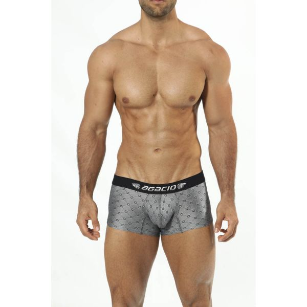 Agacio Short Boxer Grey