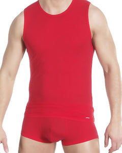 Olaf Benz OB103494  Red Tank Top