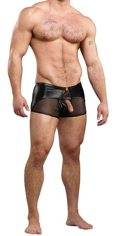 Male Power 171-004  Birdcage Sheer Short