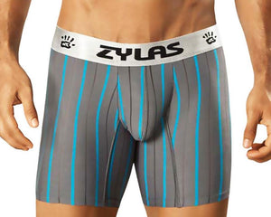 Zylas 2826 Vertical Stripes Boxer
