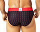 Zylas 4023 Striped Brief