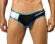 Candyman 9696 Zipper Brief