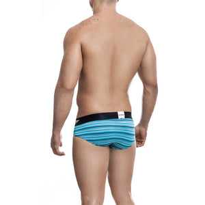 Agacio AG6817 Striped Brief