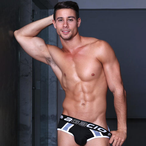 Agacio AGJ004 Structure Bikini Brief
